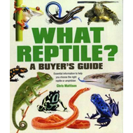 What Reptile? A Buyer's Guide (BOK)