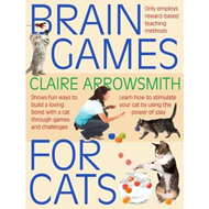 Brain Games for Cats (BOK)