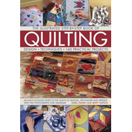 Illustrated Step-by-Step Book of Quilting (BOK)