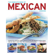 Complete Book of Mexican Cooking (BOK)