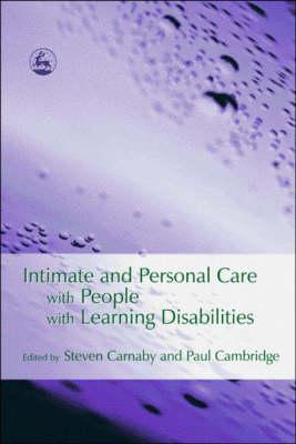 Intimate and Personal Care with People with Learning Disabil (BOK)