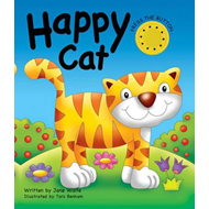 Happy Cat (a Noisy Book) (BOK)