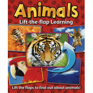 Lift-the-flap Learning: Animals (BOK)