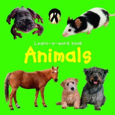 Learn-a-word Book: Animals (BOK)