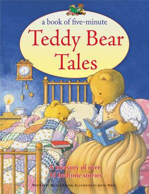 Book of Five-minute Teddy Bear Tales (BOK)