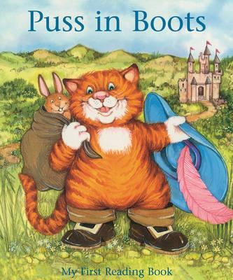 Puss in Boots (floor Book): My First Reading Book (BOK)