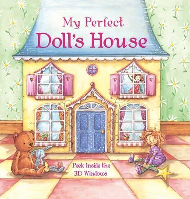 My Perfect Doll's House: Peek Inside the 3D Windows (BOK)