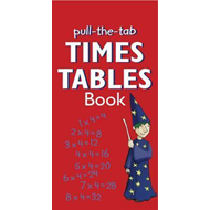 Pull the Tab: Times Tables Book (BOK)