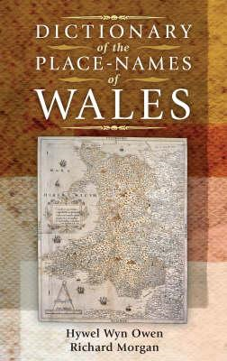 Dictionary of the Place-Names of Wales (BOK)