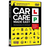 Car Care Made Easy (BOK)