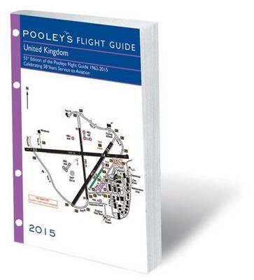Pooleys 2015 Flight Guide to the United Kingdom (BOK)