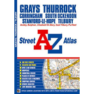 Grays and Thurrock Street Atlas (BOK)