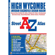 High Wycombe Street Atlas (BOK)