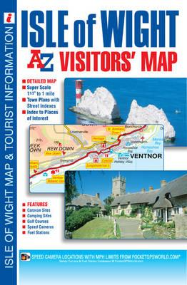 Isle of Wight Visitors Map (BOK)