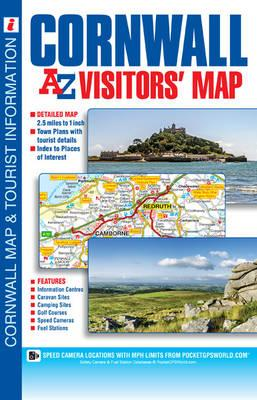 Cornwall Visitors Map (BOK)