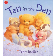 Ten in the Den (BOK)