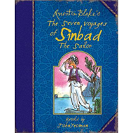 Quentin Blake's the Seven Voyages of Sinbad the Sailor (BOK)