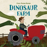 Dinosaur Farm Boxed Book and Toy Set (BOK)