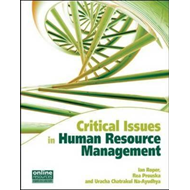 Critical Issues in Human Resource Management (BOK)