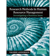 Research Methods in Human Resource Management (BOK)
