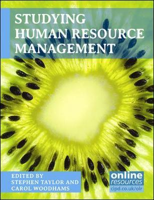 Studying Human Resource Management (BOK)