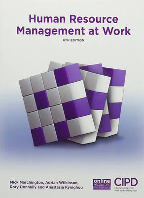 Human Resource Management at Work (BOK)