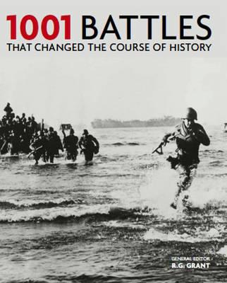 1001 Battles That Changed The Course of History (BOK)