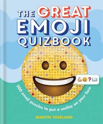 Great Emoji Quizbook (BOK)