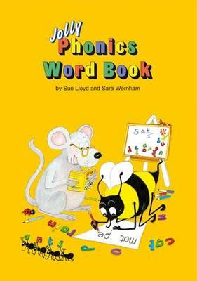 Jolly Phonics Word Book (in print letters) (BOK)