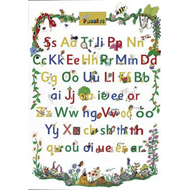 Jolly Phonics Letter Sound Poster (BOK)
