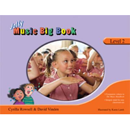 Jolly Music Big Book - Level 2 (BOK)