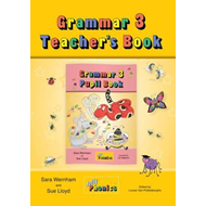 Produktbilde for Grammar 3 Teacher's Book - In Precursive Letters (British English edition) (BOK)
