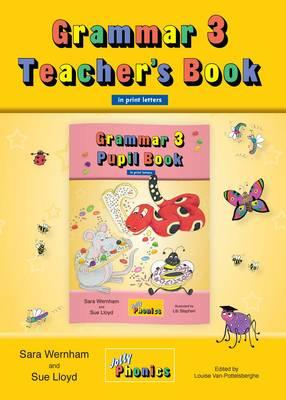 Grammar 3 Teacher's Book (in Print Letters) (BOK)
