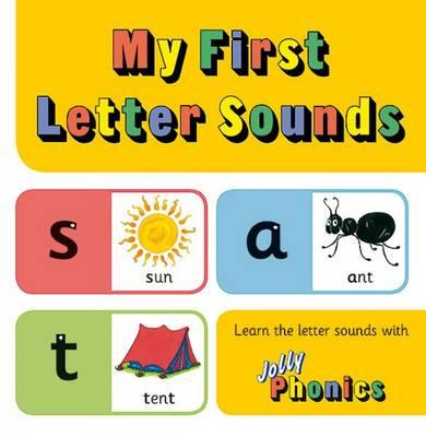 My First Letter Sounds (BOK)