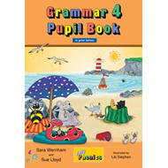 Produktbilde for Grammar 4 Pupil Book (BOK)