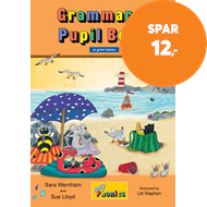 Produktbilde for Grammar 4 Pupil Book - In Print Letters (British English edition) (BOK)