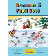 Produktbilde for Grammar 5 Pupil Book - In Precursive Letters (British English edition) (BOK)