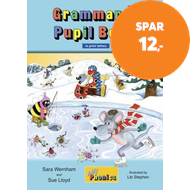 Produktbilde for Grammar 5 Pupil Book - In Print Letters (British English edition) (BOK)