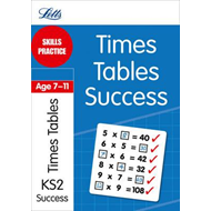 Times Tables Age 7-11: Skills Practice (BOK)