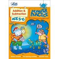 Addition and Subtraction Age 5-6 (BOK)