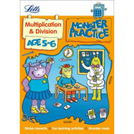 Multiplication and Division Age 5-6 (BOK)