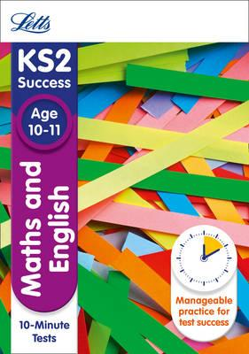KS2 Maths and English SATs Age 10-11: 10-Minute Tests (BOK)