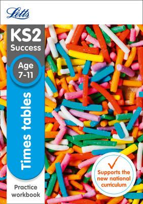 KS2 Maths Times Tables Age 7-11 Practice Workbook (BOK)