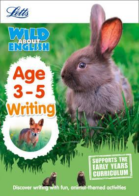 English - Writing Age 3-5 (BOK)