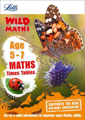 Maths - Times Tables Age 5-7 (BOK)