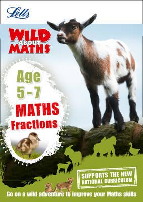 Maths - Fractions Age 5-7 (BOK)