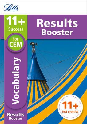 11+ Vocabulary Results Booster for the CEM tests (BOK)