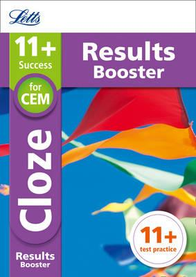 11+ Cloze Results Booster for the CEM tests (BOK)