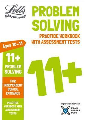 Letts 11+ Problem Solving - Practice Workbook with Assessmen (BOK)