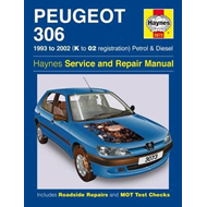 Peugeot 306 Petrol and Diesel Service and Repair Manual: 1993 to 2002 (BOK)